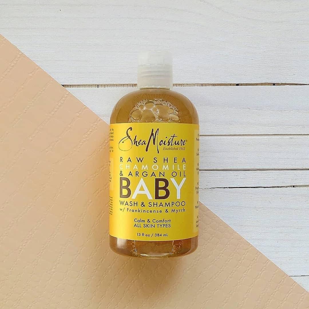 Shea Moisture Baby Shampoo