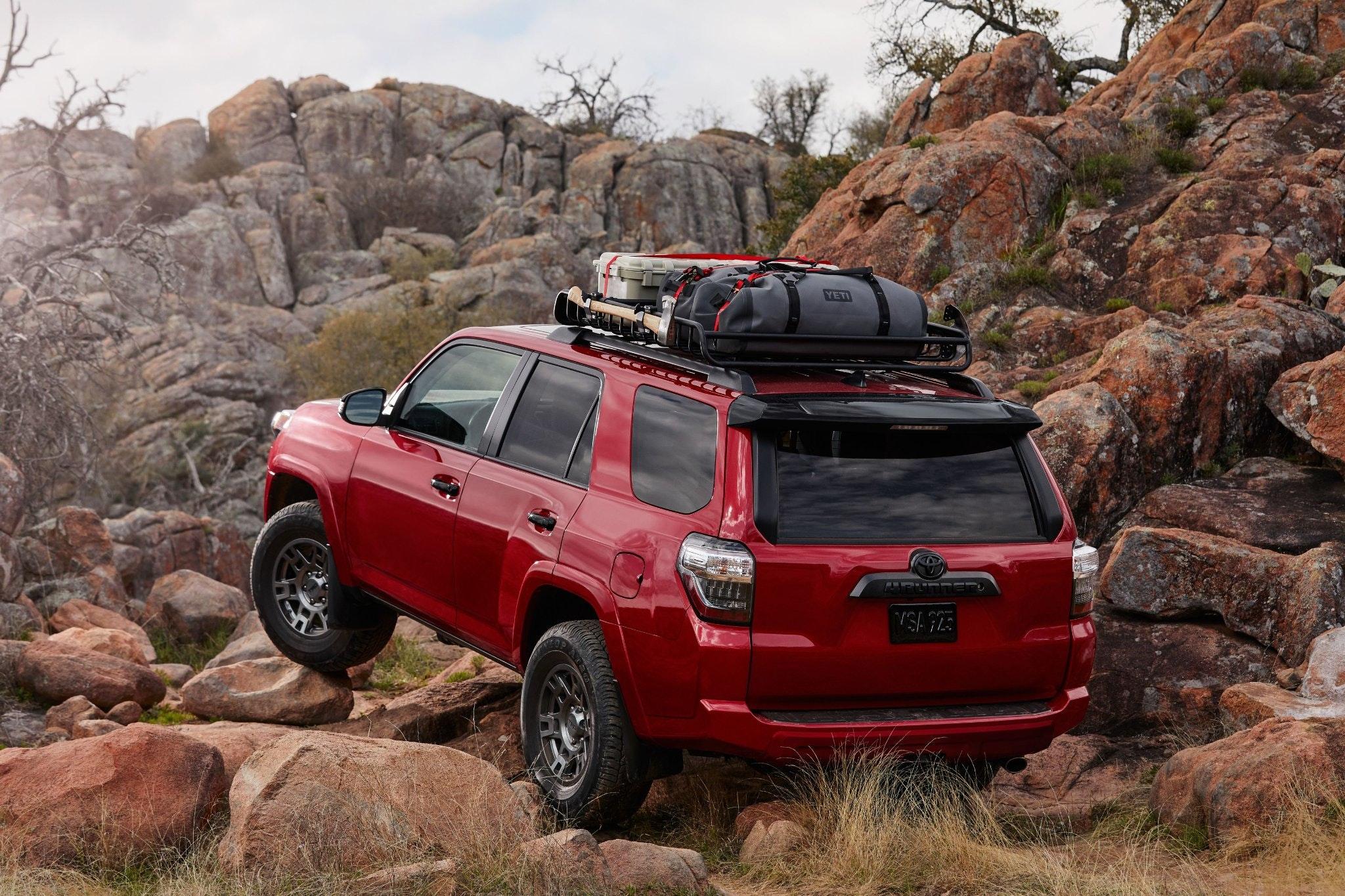 Toyota 4Runner Venture