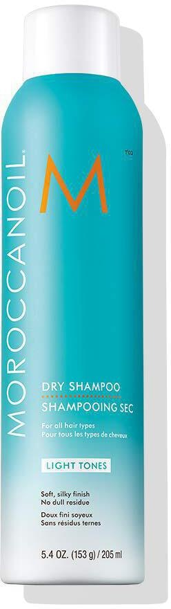 Morrocan Oil Dry Shampoo Light Tones