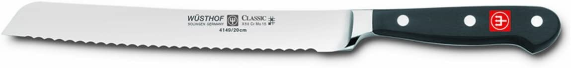 Wusthof Serrated Bread Knife