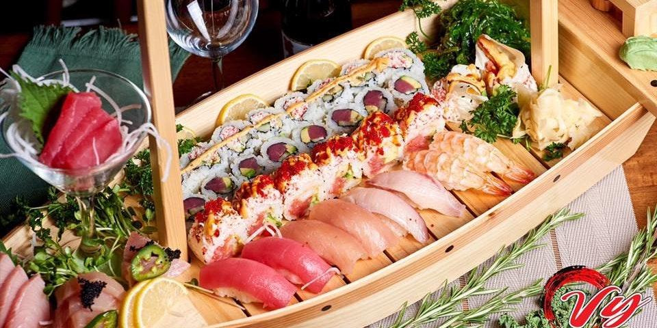 Pho Vy Parker & Vy Sushi Bar