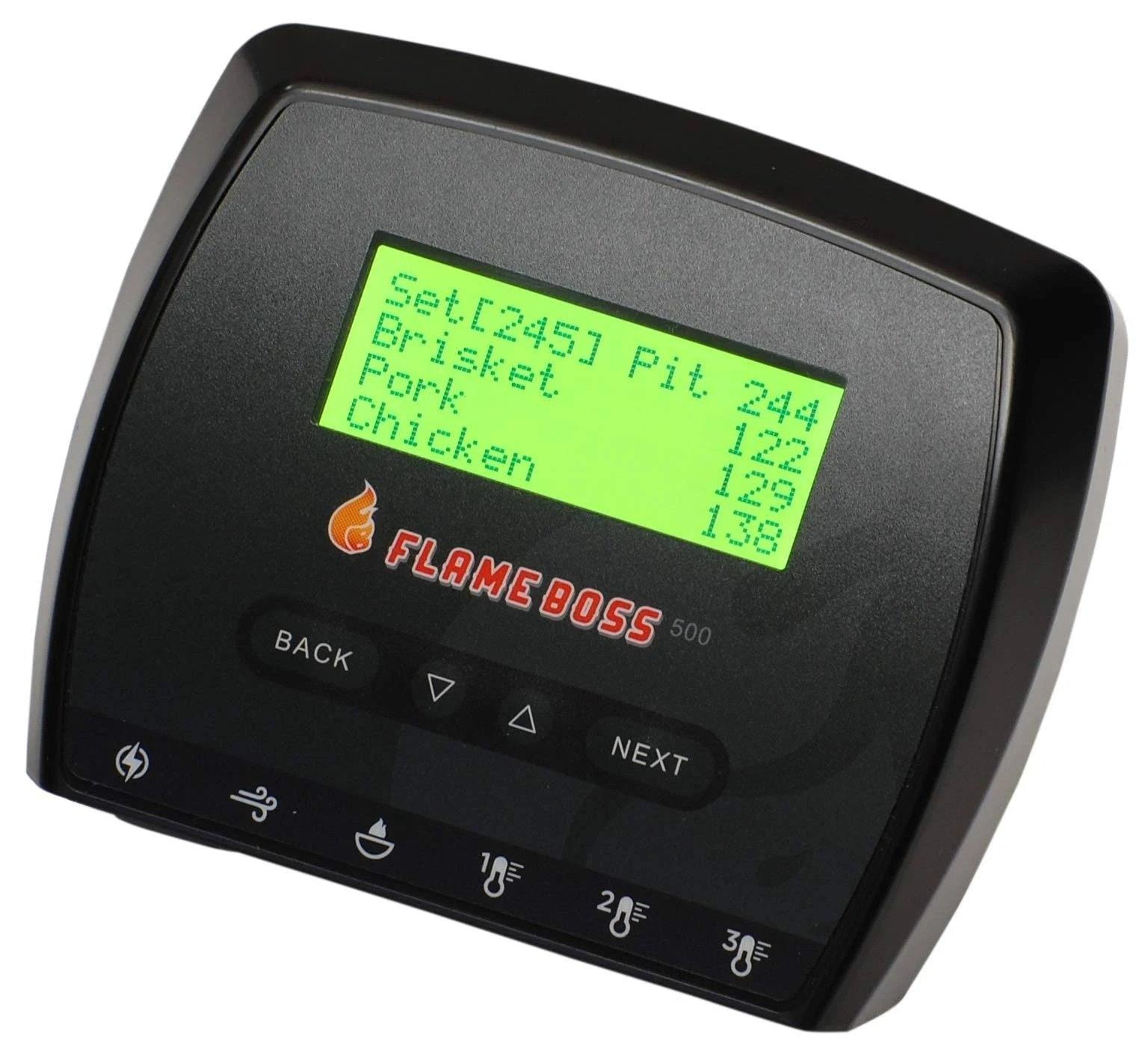 Flameboss 500 WiFi Smoker Controller