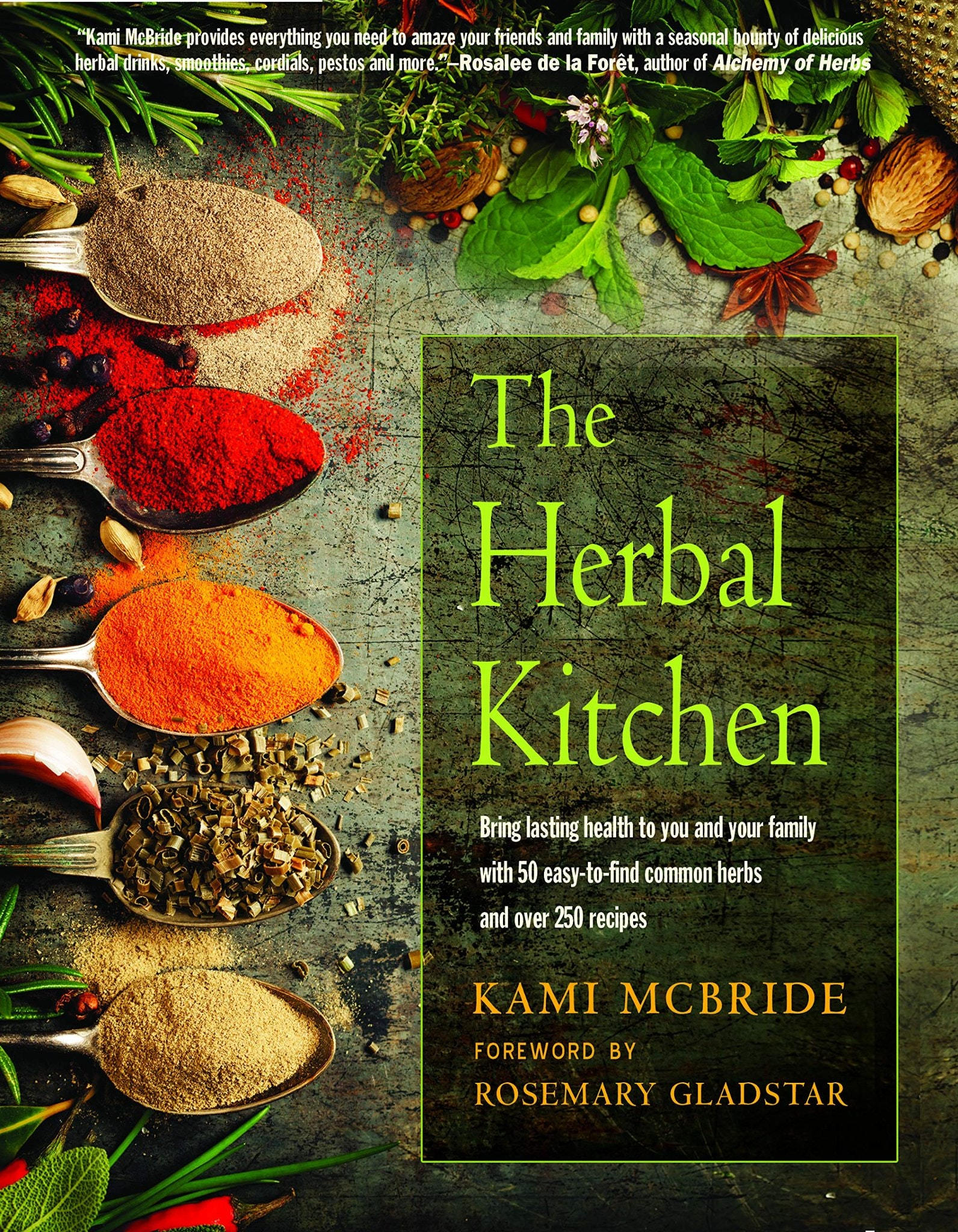 Recipes From the Herbal Kitchen