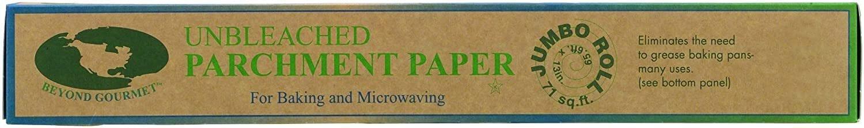 Beyond Gourmet Unbleached Parchment Paper