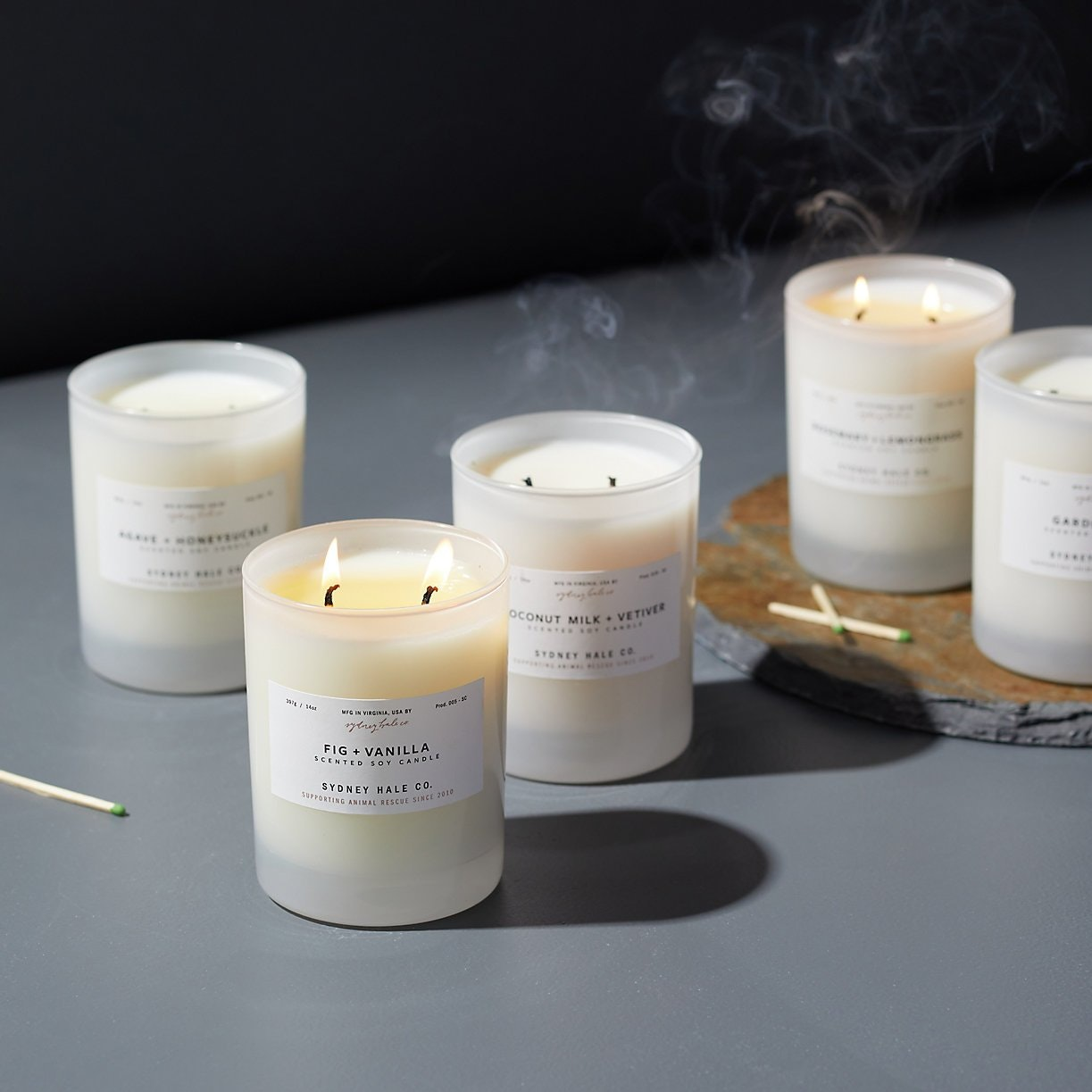Sydney Hale Soy Candles
