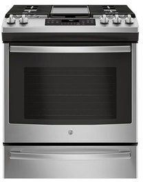 GE Convection Oven Gas Range