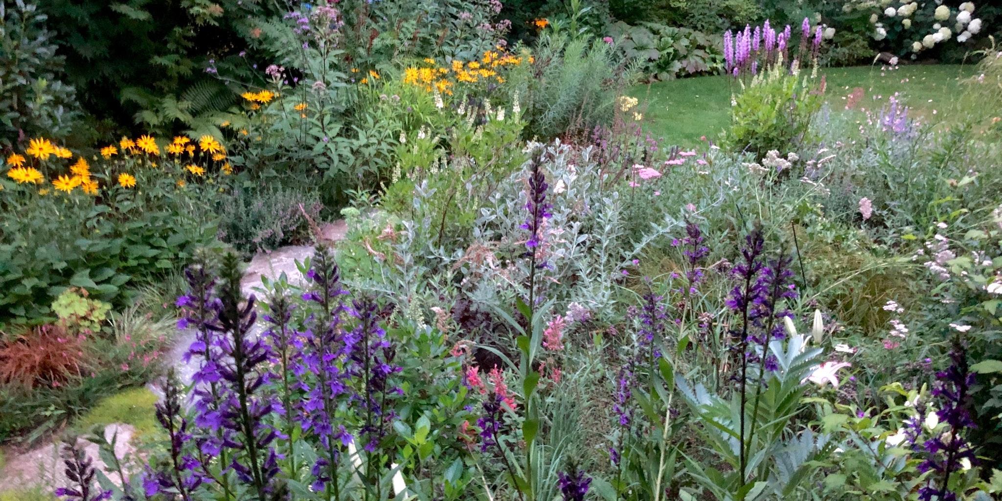 Peter Lavagnino Garden Design and Management
