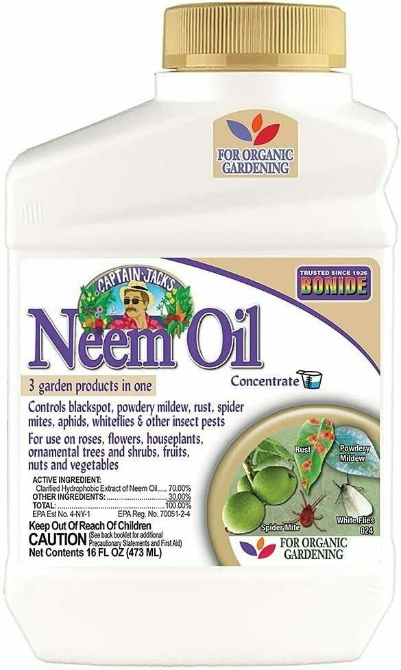 Bonide Neem Oil Concentrate