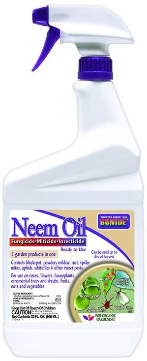 Bonide Neem Oil Fungicide