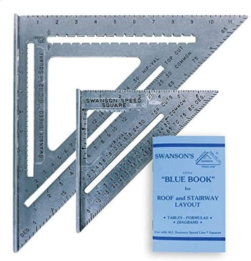 Swanson Tool Co. Speed Squares