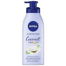 Nivea Coconut Scent & Monoi Oil Infused Body Lotion
