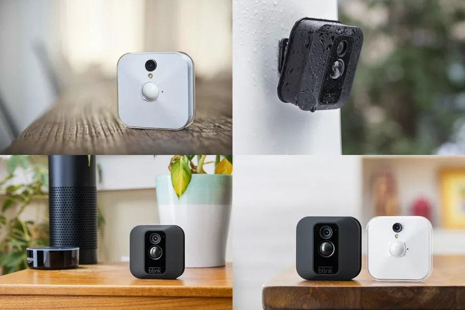 Blink Surveillance Camera
