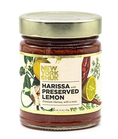 New York Shuk Harissa With Preserved Lemon