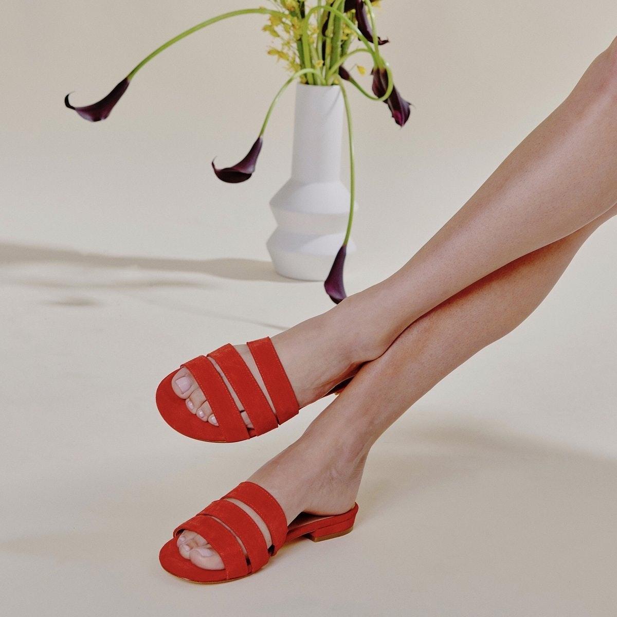 Ma'am Shoes CJ Sandal