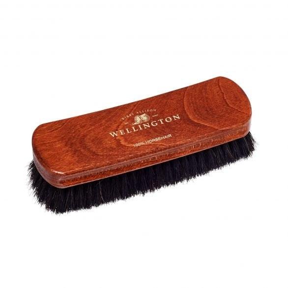 Kirby Allison Horsehair Shoe Polishing Brush