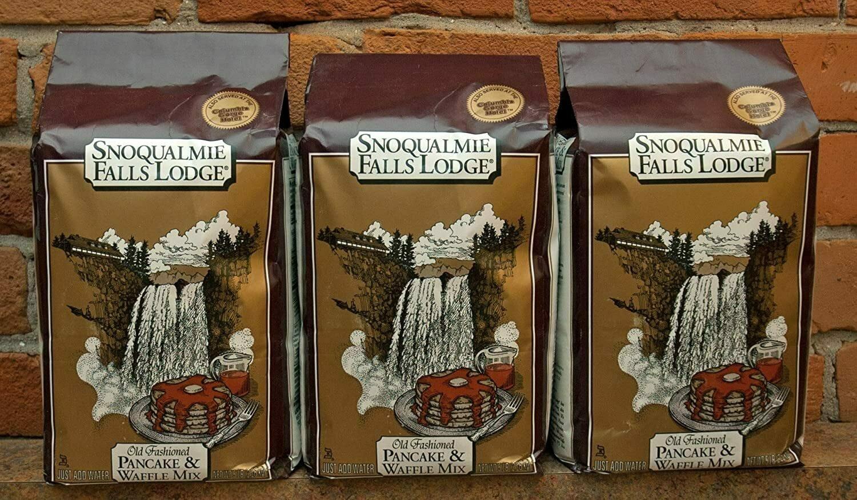 Snoqualmie Falls Lodge Pancake Mix