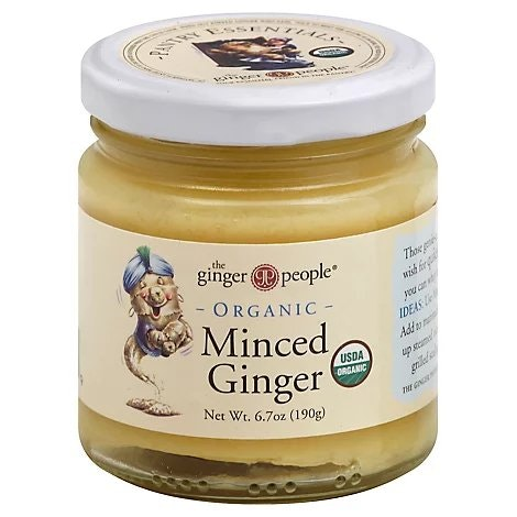 The Ginger People's Minced Ginger