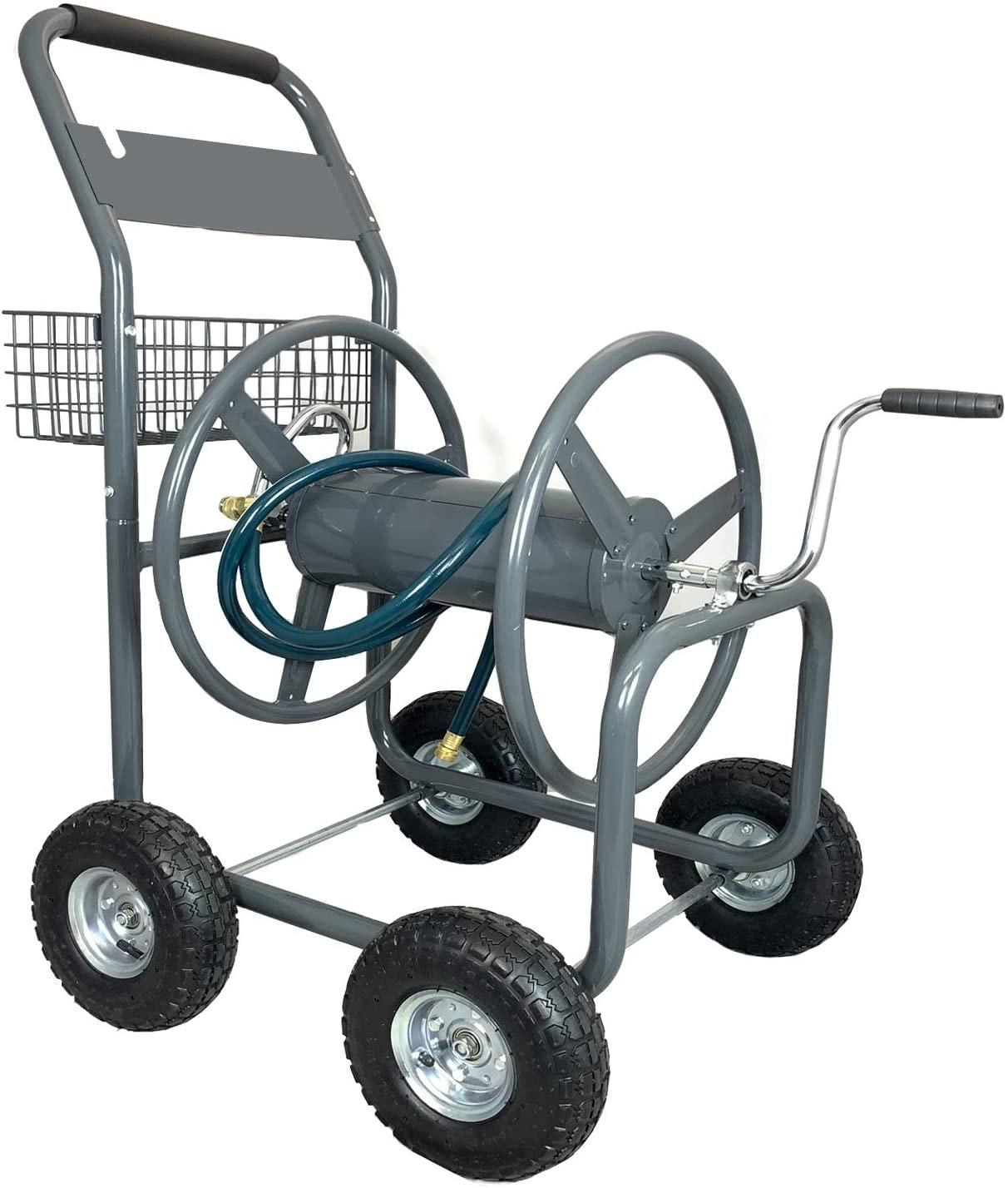 Ashman Garden Hose Reel Cart