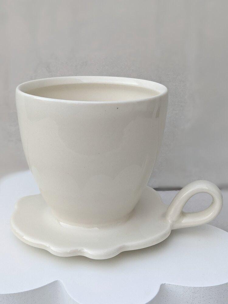 Bold and Dreamy Ceramic Pourover