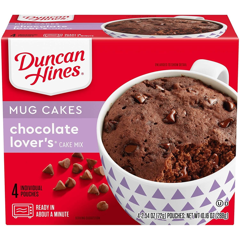 Duncan Hines Mug Cake