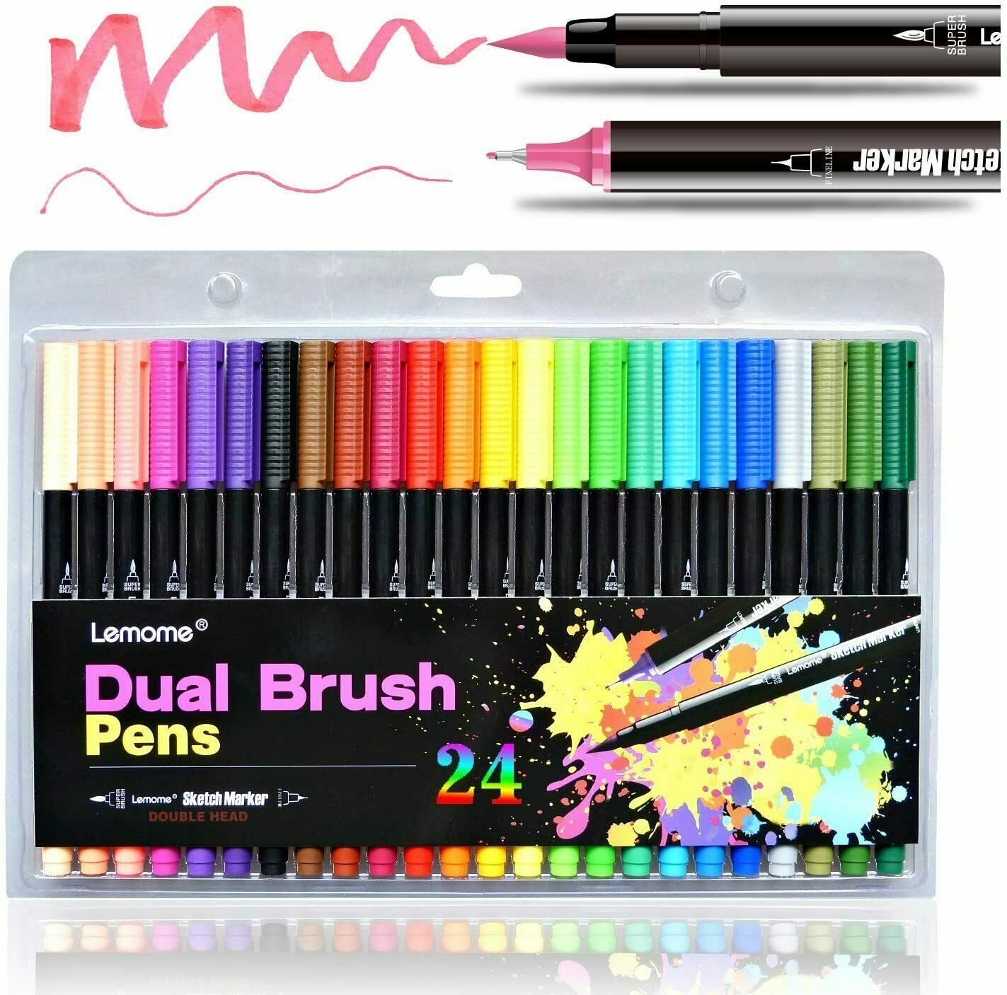 Lemome Sketch Markers