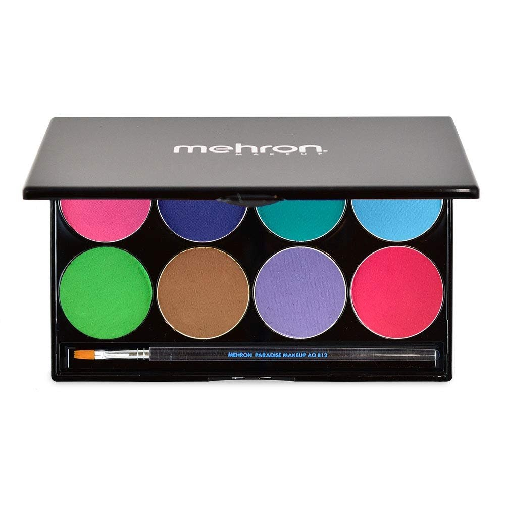 Mehron Water-Activated Face Paints