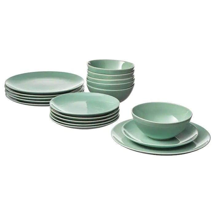 Ikea Fargrik Dinnerware