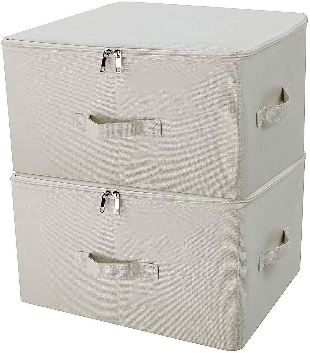 iWill Create Pro Storage Box With Zipper Lid