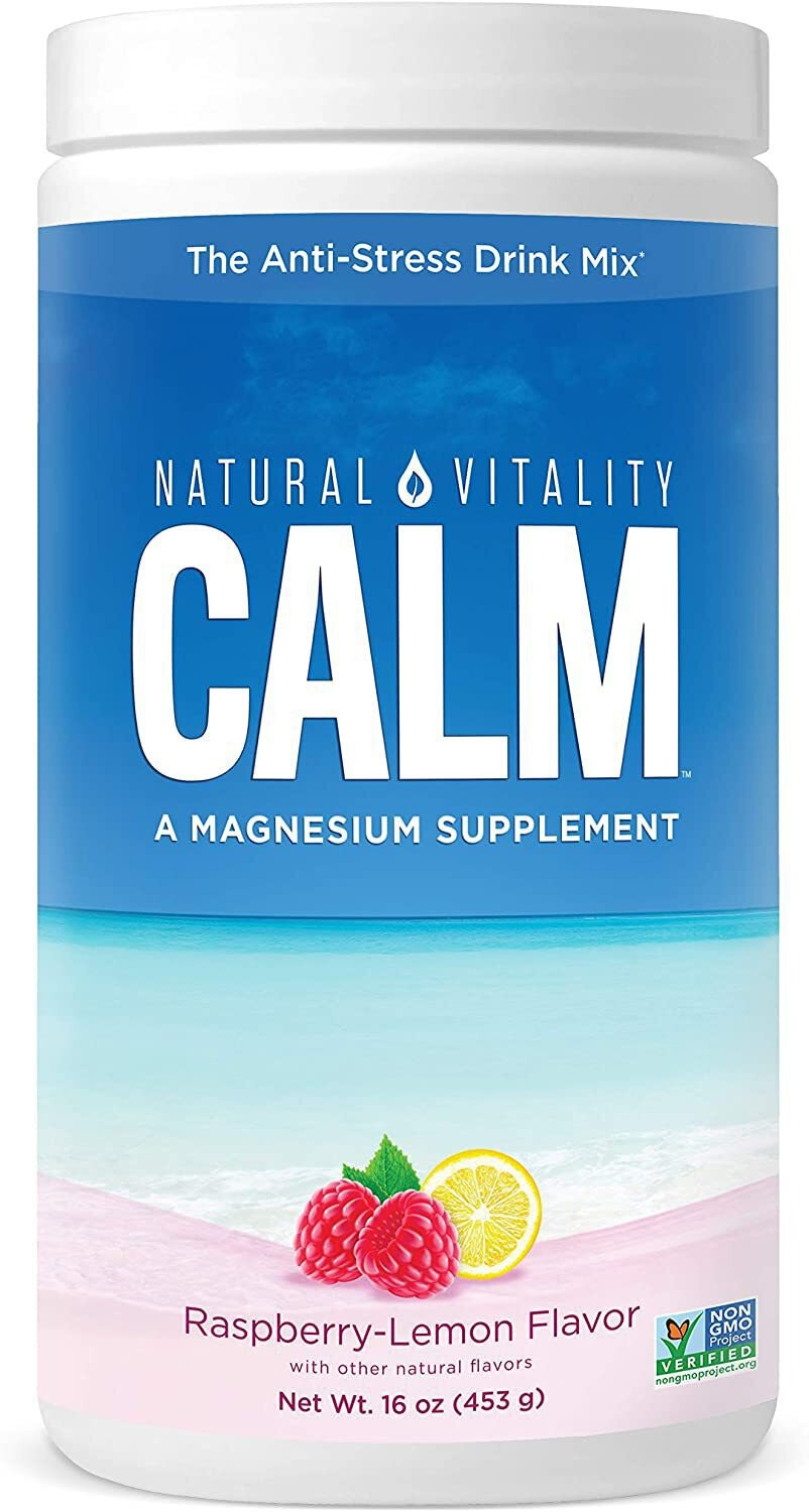 CALM Magnesium Supplement