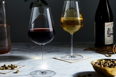 Jancis Robinson X Richard Brendon Wine Glass
