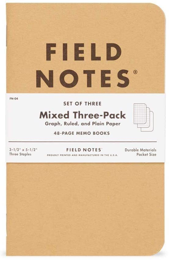 Field Notes Memo Book
