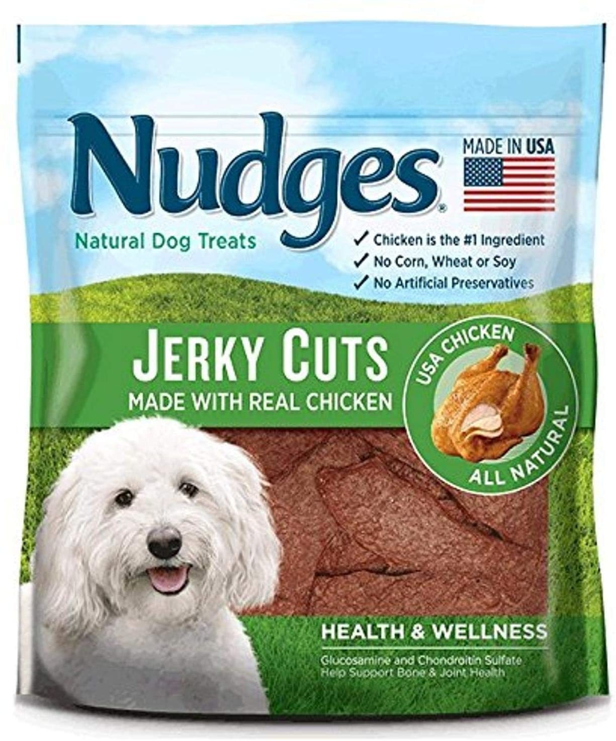 Nudges Natural Dog Treats