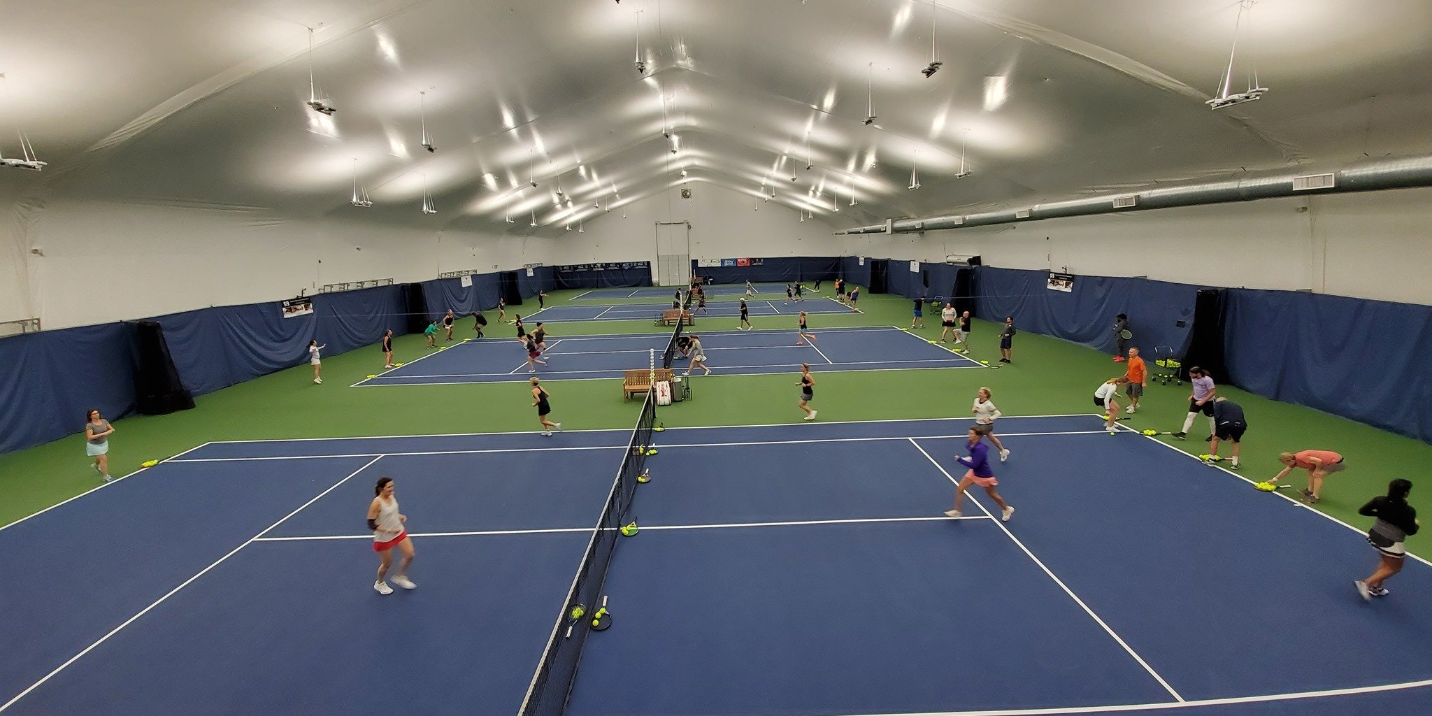 Tennis Center Sand Point