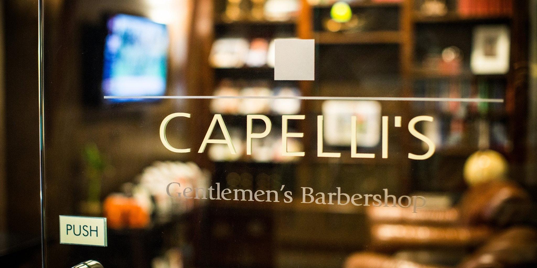 Capelli's Gentlemen's Barbershop - 4th & Madison
