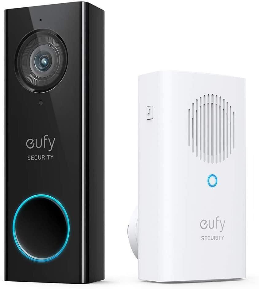 Eufy Security Video Doorbell 2K (Wired)