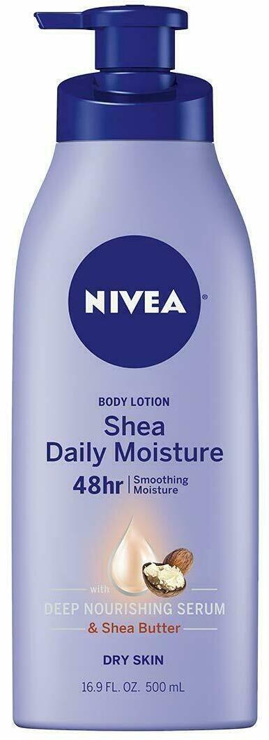 Nivea Shae Daily Moisture Lotion