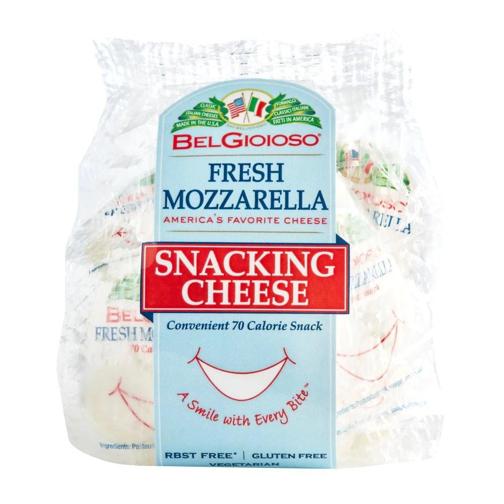 Belgioioso Snacking Cheese