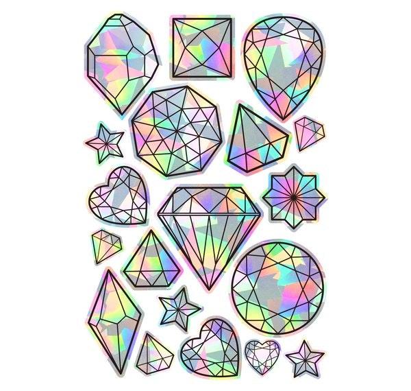 Rainbow Symphony Rainbow Decals