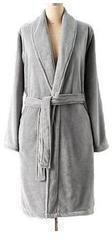 Restoration Hardware Luxury Plush Long Robe