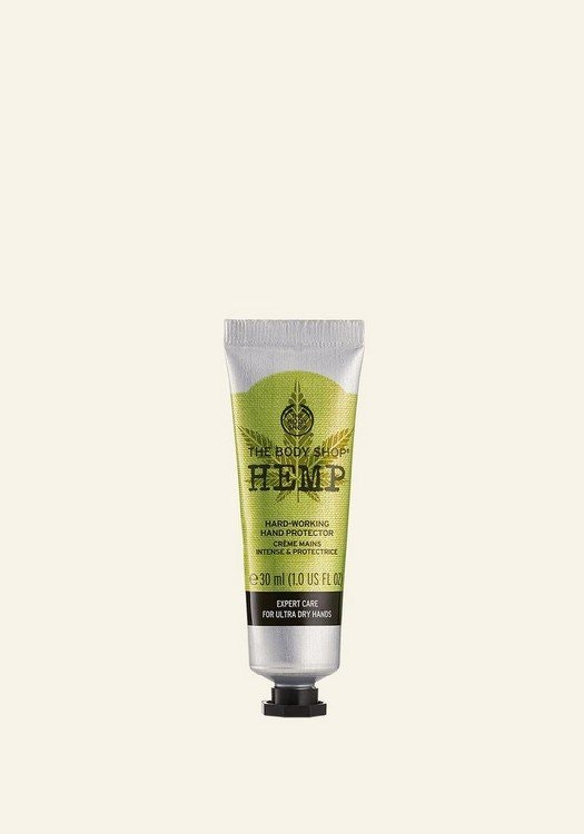 Body Shop Hemp Hand Protector