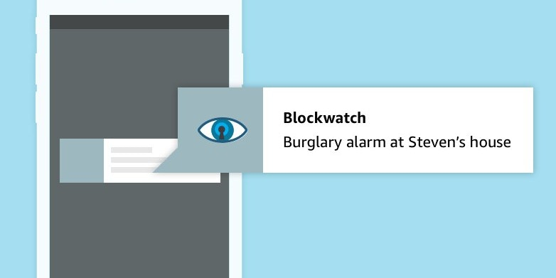 Blockwatch Alarm