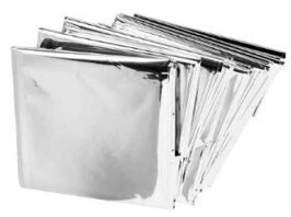 Emergency Mylar Blankets