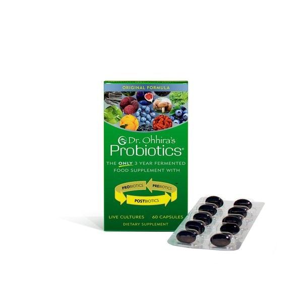Dr. Ohhirra's Probiotics