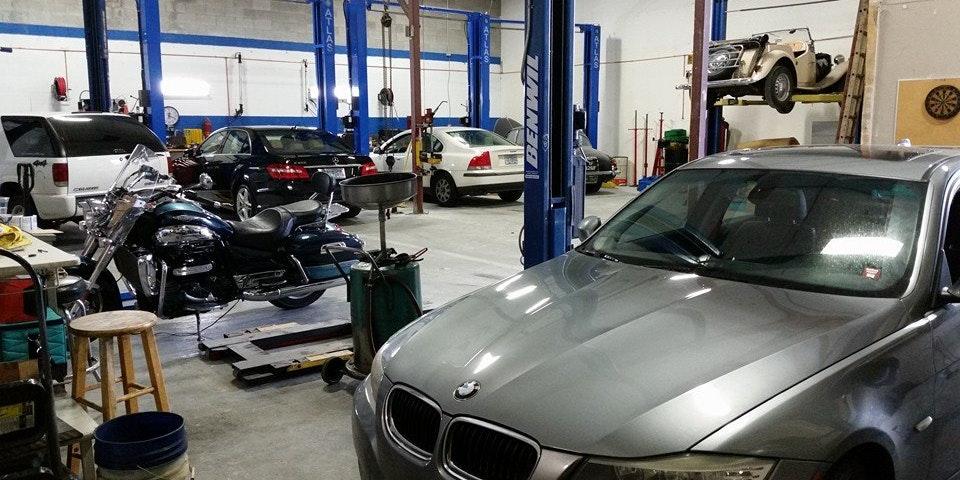 Dimitri's Auto Service