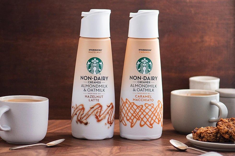 Starbucks Almond Oat Caramel Macchiato Creamer