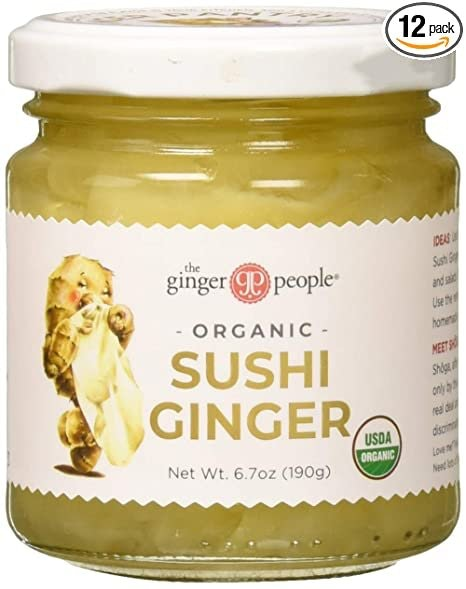 The Ginger People's Sushi Ginger