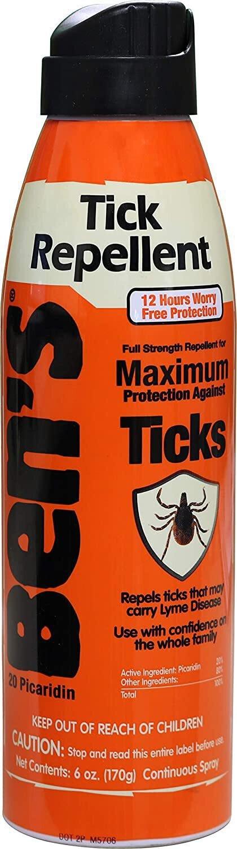 Ben's Tick Repellent