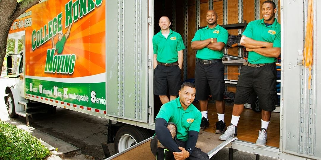 College Hunks Hauling Junk and Moving - Delridge