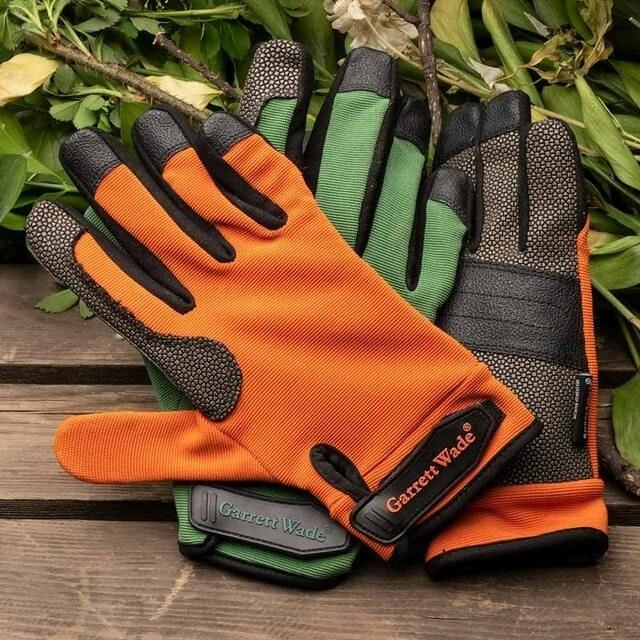 Garret Wade Puncture Resistant Gardening Gloves