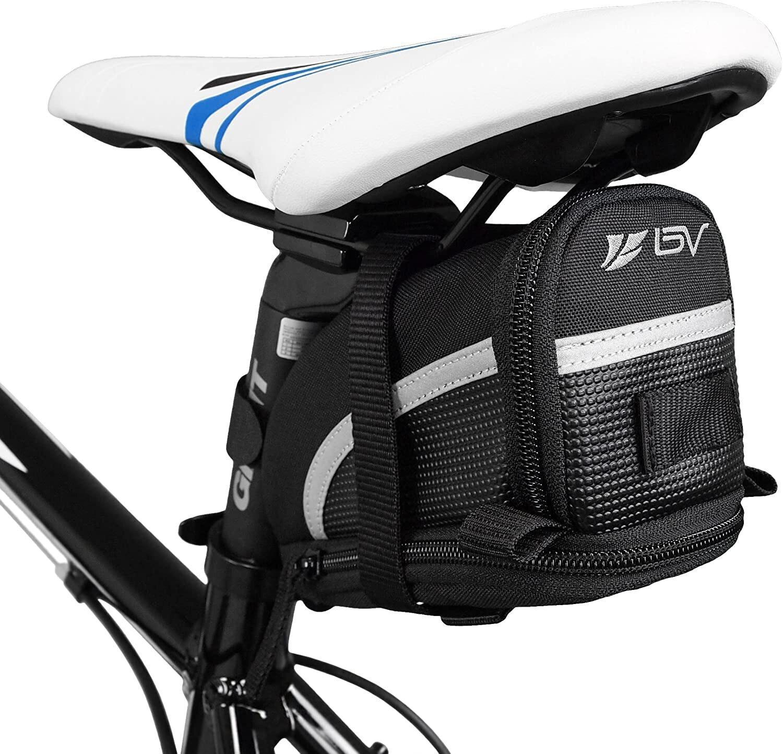 BV Bicycle Strap-On Saddle Bag